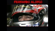 Fernando Alonso - Queen: We Are The Champion