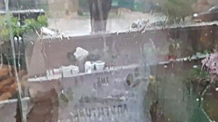 """""""Моята новина"""": Градушка в Севлиево"""