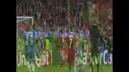 Челси Vs Байерн Мюнхен 2-2 Всички голове и Дуспи 2013 Super Cup Europe 30-08-2013