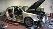 Audi Rs4 1000bhp