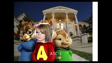 New Алисия ft. Chipmunks - На ''ти'' ми говори