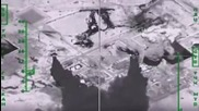 Syria: Russian Tupolev Tu-22M jets target oil refineries in Deir ez-Zor
