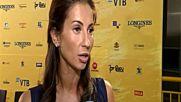 Симона Пейчева: Момичетата трябва да се отърсят от напрежението