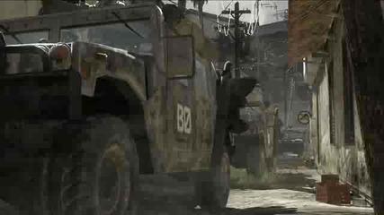 Call of Duty Modern Warfare 2 Infamy Trailer