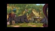 Тарзан (1999) Бг.аудио
