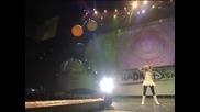Бг Превод! Miley Cyrus - Who Said Hq (radio Disney Concert)