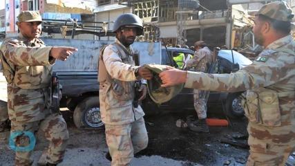 Gunmen Hijack Buses in Pakistan