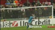 Манчестър Юнайтед 4 - 0 Милан 1/8 реванш Шампионска Лига (общ резултат 7:2) 10.03.2010.