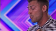 He is back Jake Quickenden Room Auditions - The X Factor Uk 2014