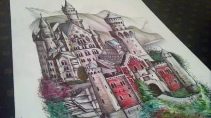 Замъкът на лебедовата скала