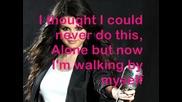 Selena Gomez Middle of nowhere Lyrics