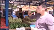 Лудия репортер - Ще ни убият ли краставиците?