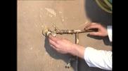 Как да ремонтираме водопровод в банята кухнята - www.megahome.bg Part Ii