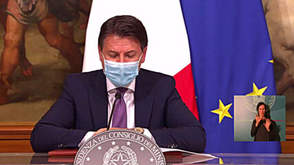 Italy: Conte announces €5 billion aid package for businesses impacted by COVID restrictions