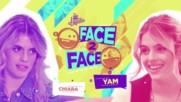 Soy Luna 3 - Лице в лице - Киара и Джам + Превод