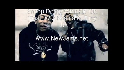 Snoop Dogg feat. Wiz Khalifa - Smokin_ On