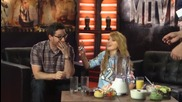 Бела Торн не знае как да използва блендер - от интервю за Mtv
