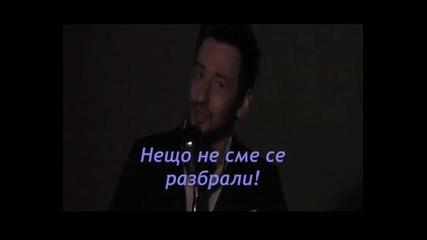 Нещо не сме се разбрали - Панос Калидис (официално видео) (превод)