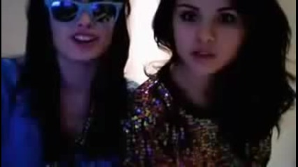 Selena Gomez and Demi Lovato Dance