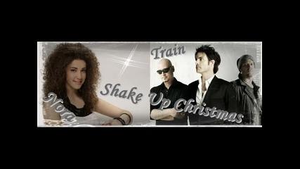 Train ft. Nora - Shake Up Christmas