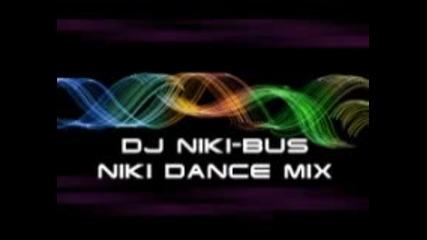 Dj Nikibus - Niki dance mix 13.05.2011