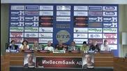 25.09.2011 Стоян Стоянов - кандидат за кмет на София