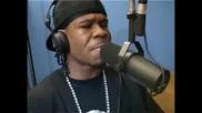 Ето Това Е Рапър ! Chamillionaire Пее Hip Hop Police И Ridin в Студио!!!