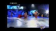Vip Dance - Николета Лозанова и Нед - Контемпорари 18.10.09