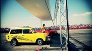 Официално най-бързият документиран Trabant в Света!