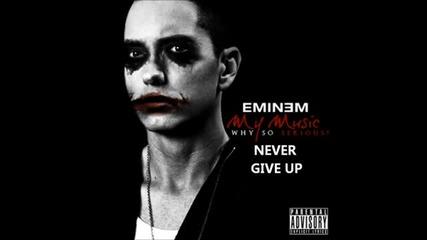 (new 2012) Eminem - Never Give Up