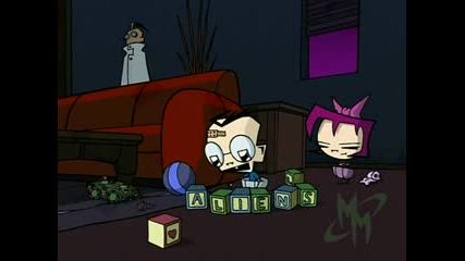 Invader Zim - Mysterious Mysteries