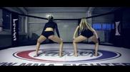 Две мацета едни от номер 1 в booty Dance