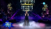Невена Пейкова - X Factor Live (19.01.2015)