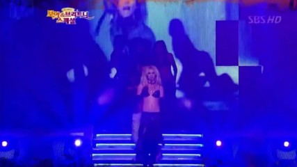 Britney Spears - In The Zone Live At Korea