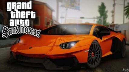 GTA San Andreas - Best Car Mods 2016