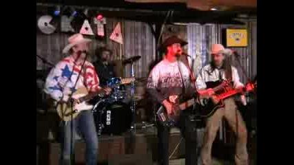 Roy Sturn&stetsons - Oklahoma Borderli