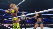 Aj Lee vs. Cameron: Smackdown, July 11, 2014