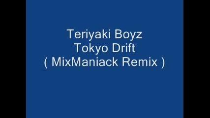 Tokyo Drift Remix