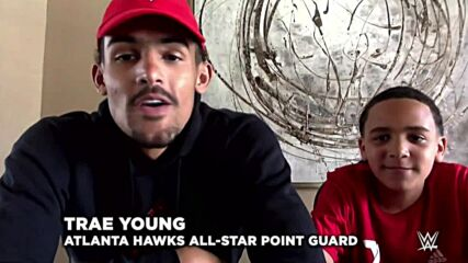 NBA All-Star Trae Young announces WWE will host New Year's Day pay-per-view in Atlanta