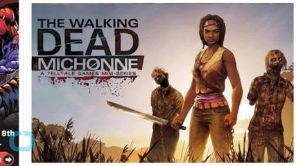The Walking Dead: Michonne Telltale Games Series Announced
