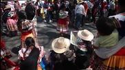 Mexico: Thousands of indigenous activists protest unfair land concession