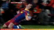 Eл Класико! Барселона - Реал Мадрид 5:0 29.11.10