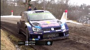 Rallye Monte - Carlo 2015- Stages 9-10