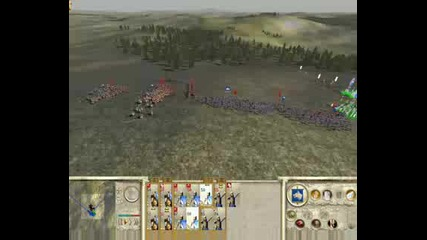 Rome Total War Online Battle #2 Rome vs Rome