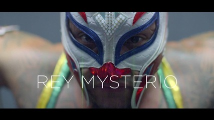 WWE Chronicle: Rey Mysterio streams tonight on WWE Network