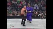 Wwe - Kane & Big Show vs Val Venis & Viscera ( Tag Team Championship )