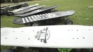 Електрически скейтборд
