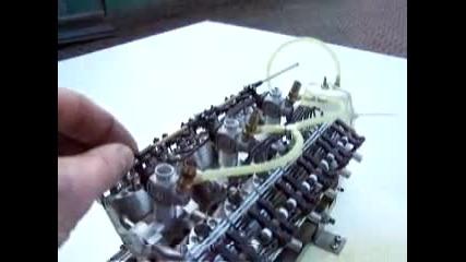 V 12 Modell mini motor Rc