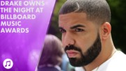 Drake beats Adele's Billboard Awards record