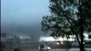 Tornado in Hattiesburg, Ms 10 Feb, 2013